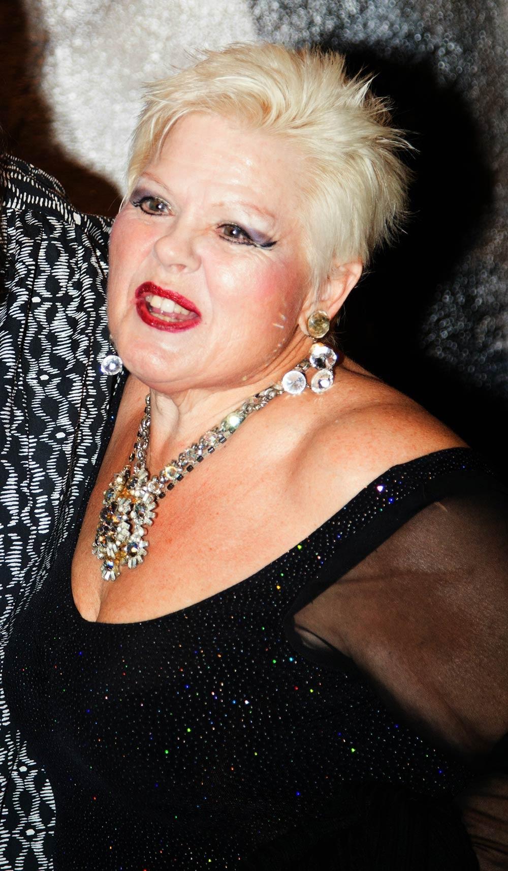 Singer Irene Soderberg